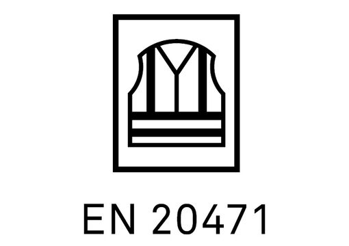 EN 20471 - certification for same quality before and after washing