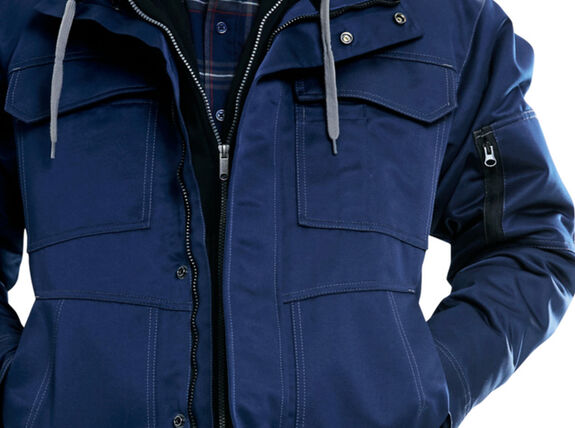 dirt oil water repellant workwear